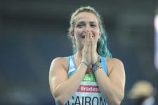 Finale 100 m T42 Femminile