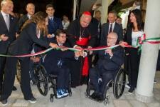 Inaugurazione Casa Italia Paralimpica