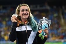 Martina Caironi argento nel salto in lungo