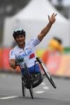 Staffetta Oro Paraciclismo