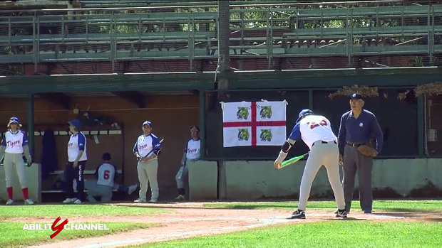 baseball per ciechi