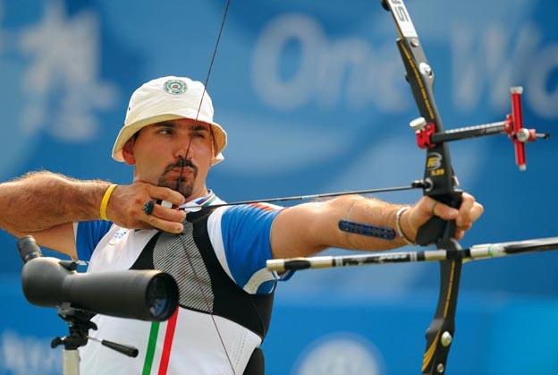 Tiro con l'arco Torino 2011