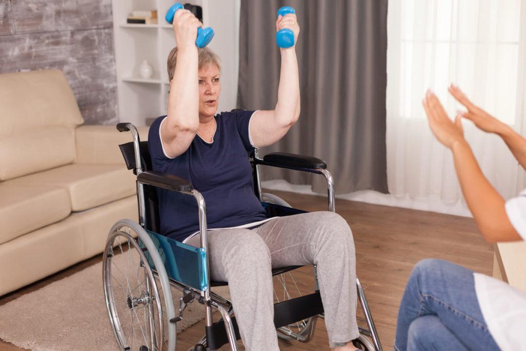 attività fisica tra le cure per la distrofia muscolare di becker