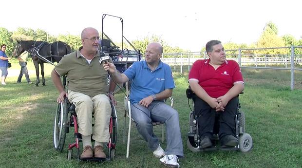 equitazione paralimpica
