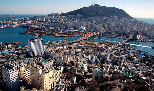Storia delle Paralimpiadi Seoul 1988 città