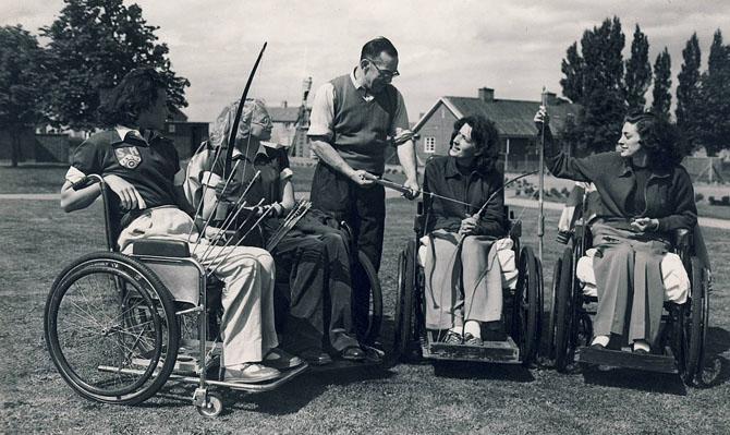 Paralimpiadi: gli sport disabili nascono a Stoke Mandeville