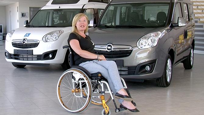 Opel Combo F Style 2