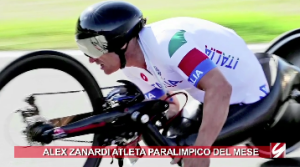 Atleta simbolo delle Paralimpiadi