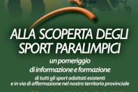 ALLA SCOPERTA DEGLI SPORT PARALIMPICI – PARMA 5 OTTOBRE 2012