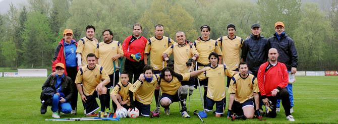 nazionale calcio amputati