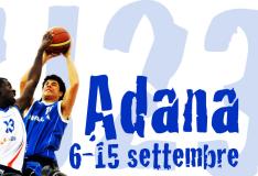 Italia vs Turchia – Finale 7° – 8° posto per i Mondiali di Basket in Carrozzina Under 23