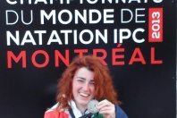Arjola Trimi, nasce una nuova stella del Nuoto Paralimpico