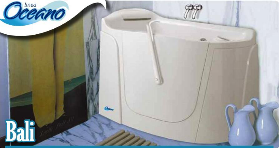 Vasche da bagno linea oceano ability channel - Produzione vasche da bagno ...