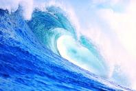 La prima volta del surf per disabili
