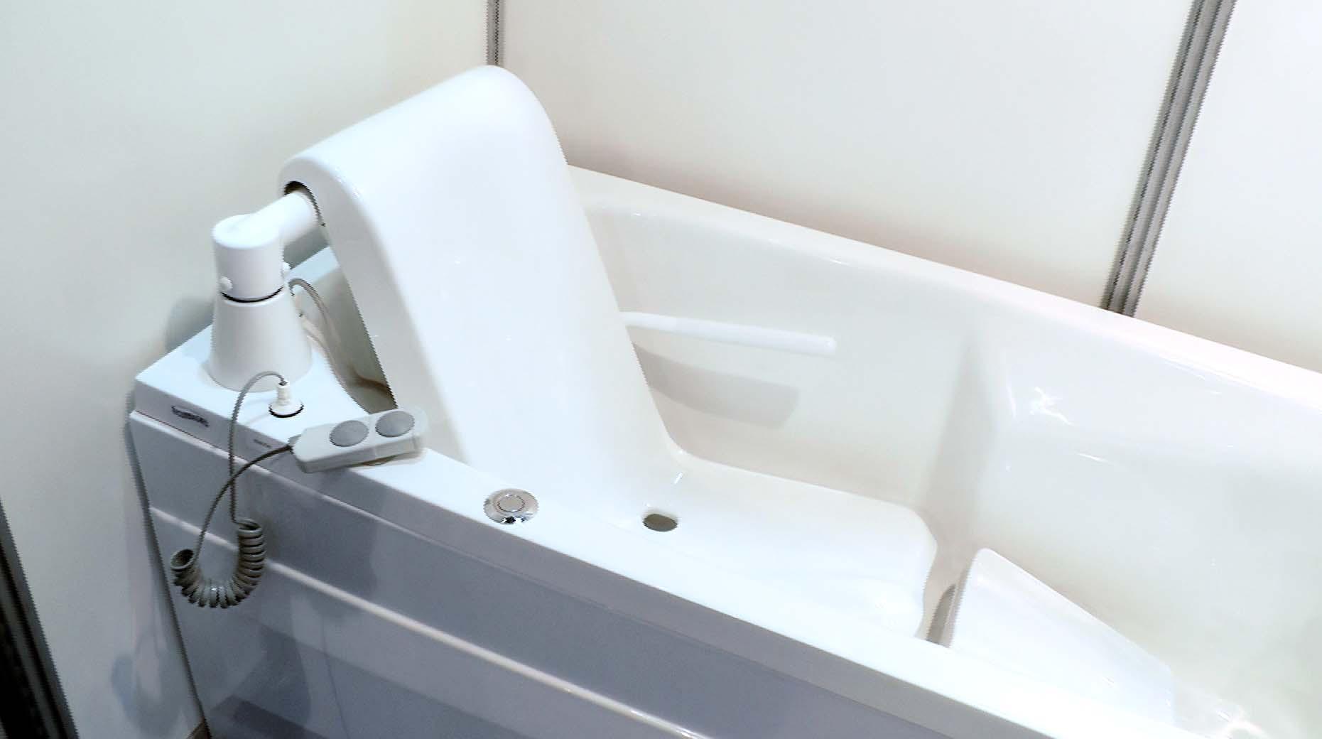 Vasca Da Bagno Piccola Senza Seduta : Vasca da bagno al centro della stanza u af
