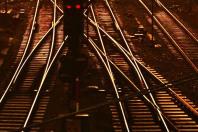 Attacati al treno! La protesta di un disabile