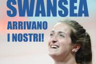 Atletica: convocati gli azzurri per Swansea