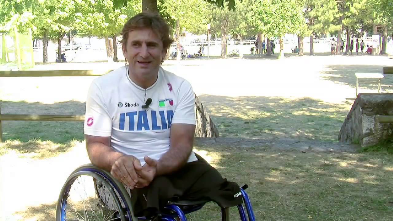 Alex Zanardi, Una Vita Da Corsa