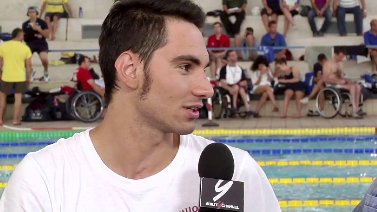 Andrea Castagneto – Nuoto Paralimpico