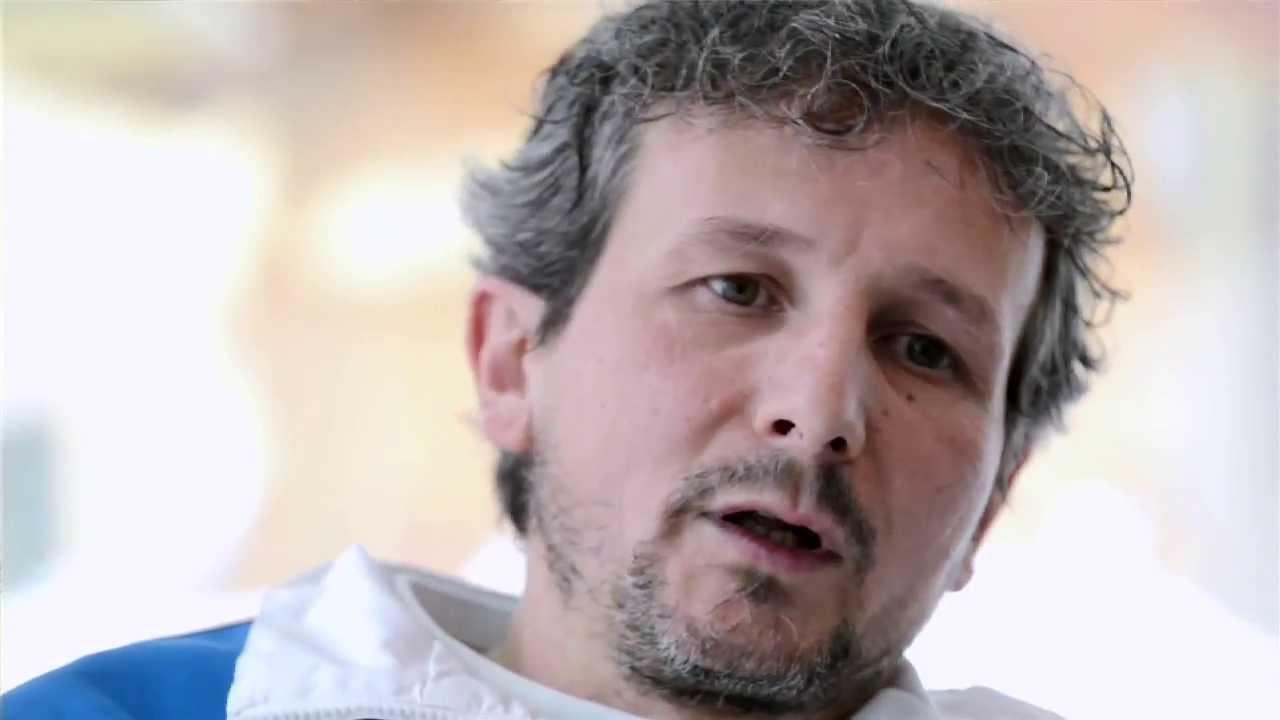 Andrea Chiarotti – Capitano della Nazionale Italiana Ice Sledge Hockey
