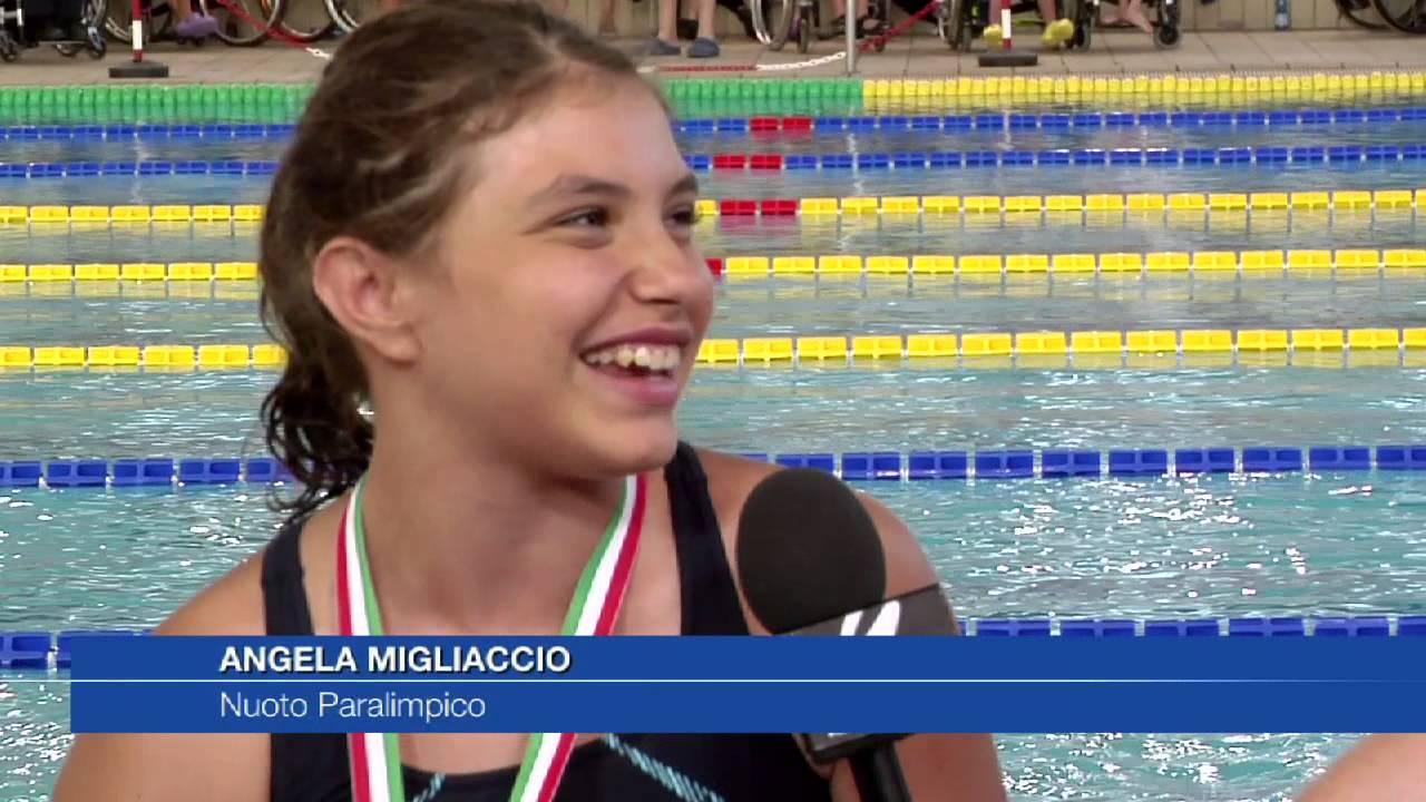 Angela Migliaccio – Nuoto paralimpico