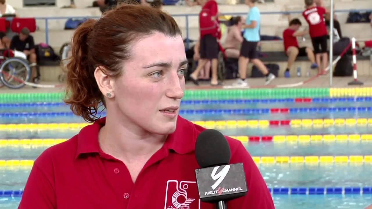 Arjola Trimi – Nuoto paralimpico