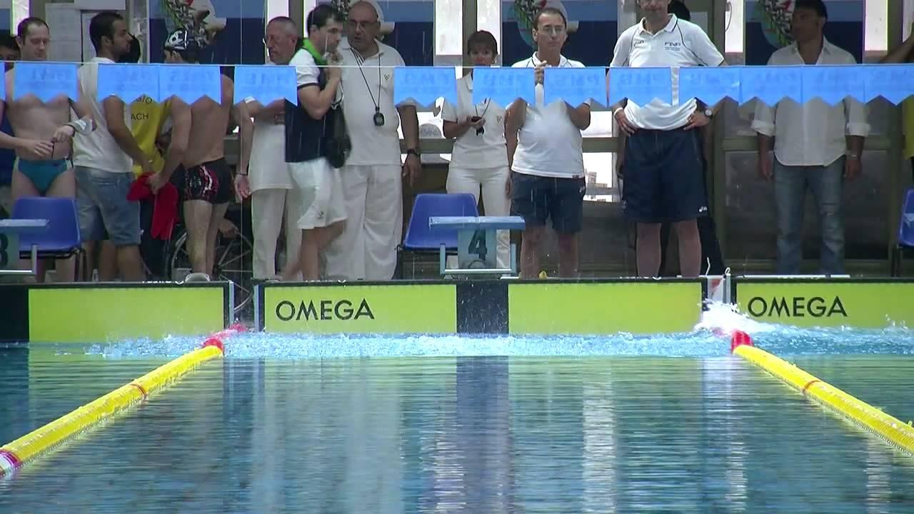 Campionati Italiani Assoluti di Nuoto Paralimpico – Napoli