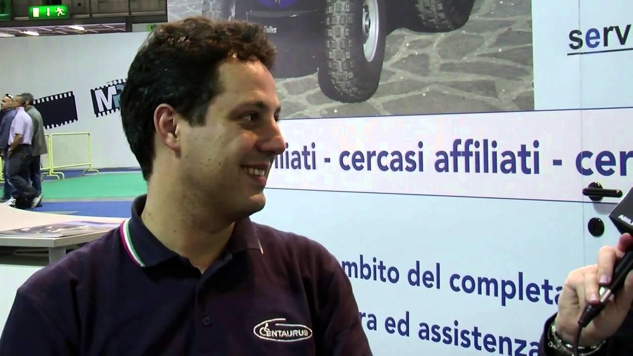 Centaurus Montascale a Reatech Italia