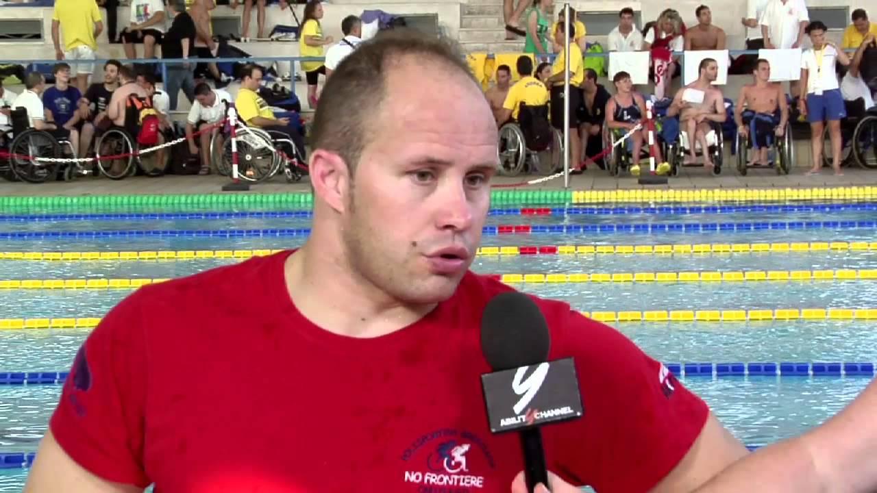 Efrem Morelli – Nuoto Paralimpico