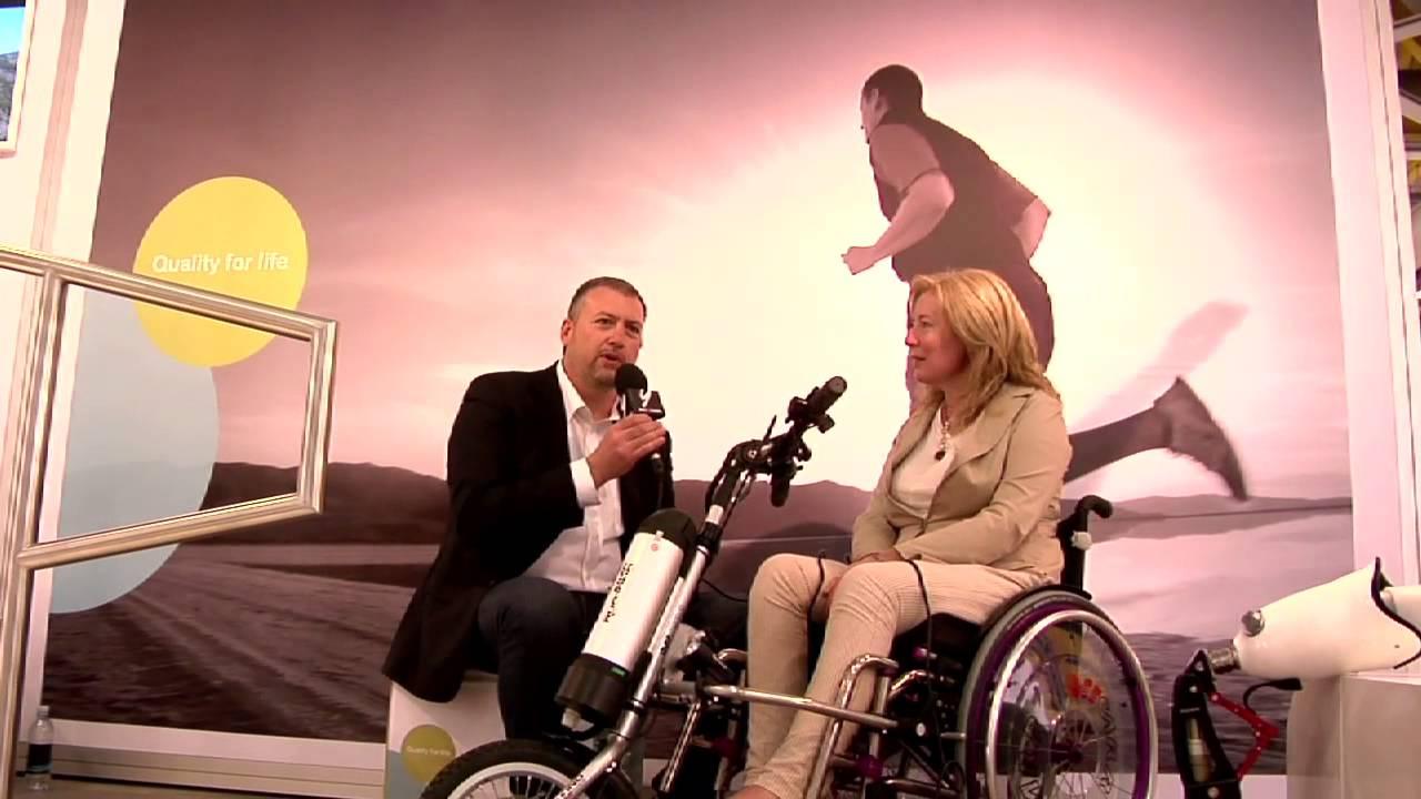 Exposanità 2014 – Il futuro delle protesi, Ottobock