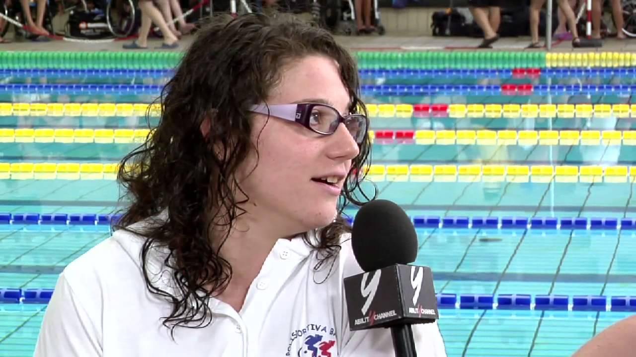 Giulia Gadola – Nuoto Paralimpico