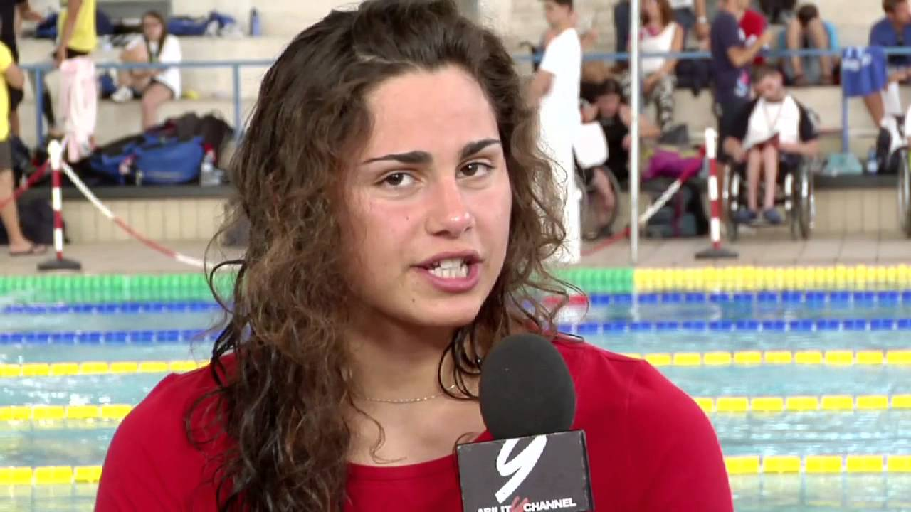 Giulia Ghiretti – Nuoto Paralimpico
