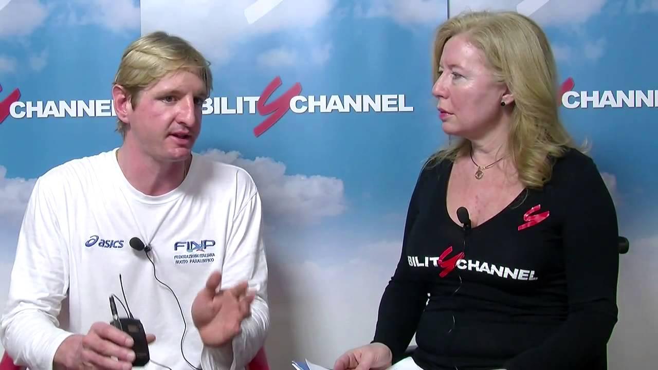 Intervista a Francesco Saponaro Fisioterapista della Nazionale di Nuoto Paralimpico