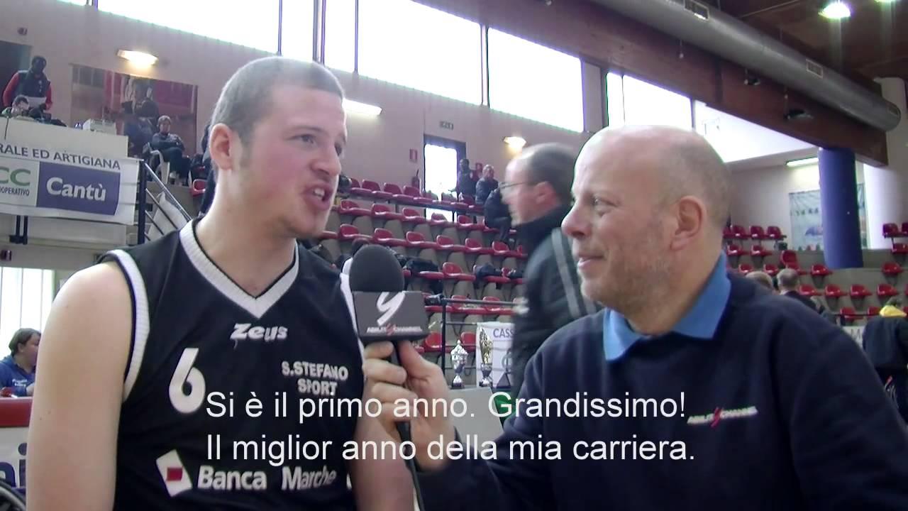 Kyle Marsh – Santo Stefano Sport Banca Marche