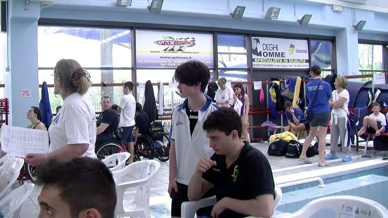 Martina Rabbollini, giovane promessa del Nuoto Paralimpico