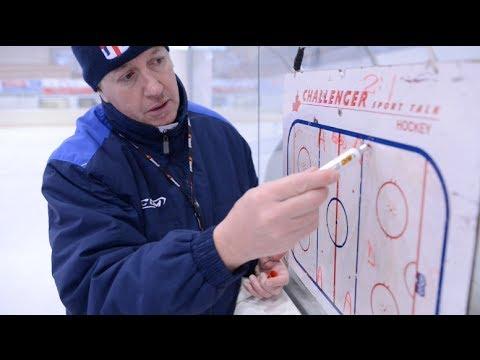 Massimo Da Rin allenatore nazionale Ice sledge hockey