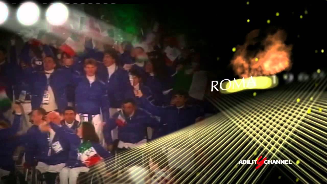 Comitato Italiano Paralimpico: Video Istituzionale