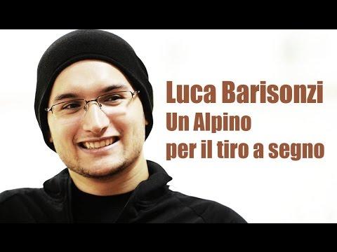 Luca Barisonzi, un alpino per il tiro a segno