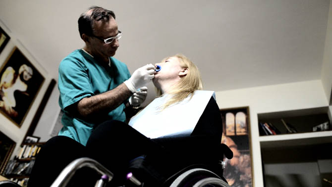 Il dentista a casa tua