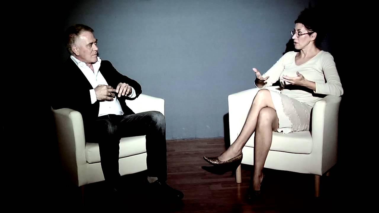Alfonso Chiarenza intervistato da Giovanna Chicco