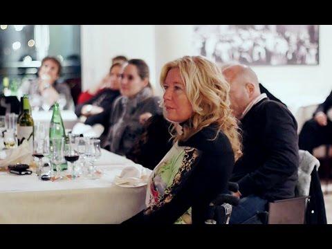 Riccarda Ambrosi premiata da Ancis Politeia onlus