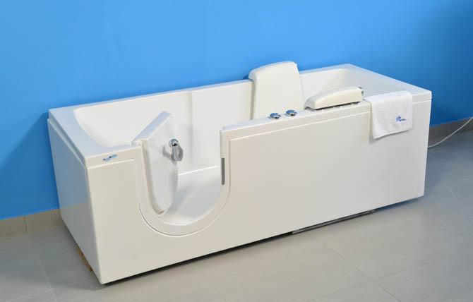 Vasca Da Bagno Handicappati : Vasca classica motorizzata ability channel