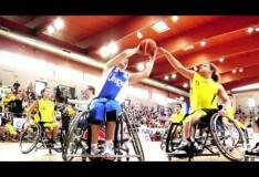 Gioca anche tu a basket in carrozzina!