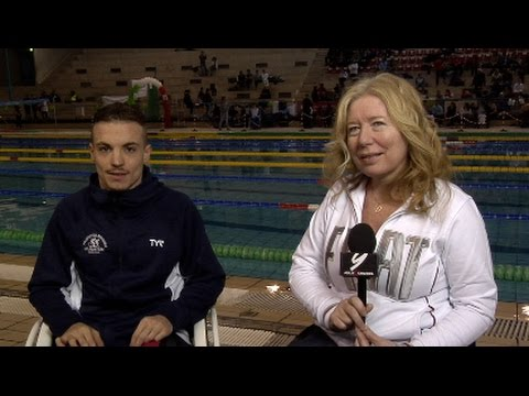 Andrea Massussi – Nuoto Paralimpico