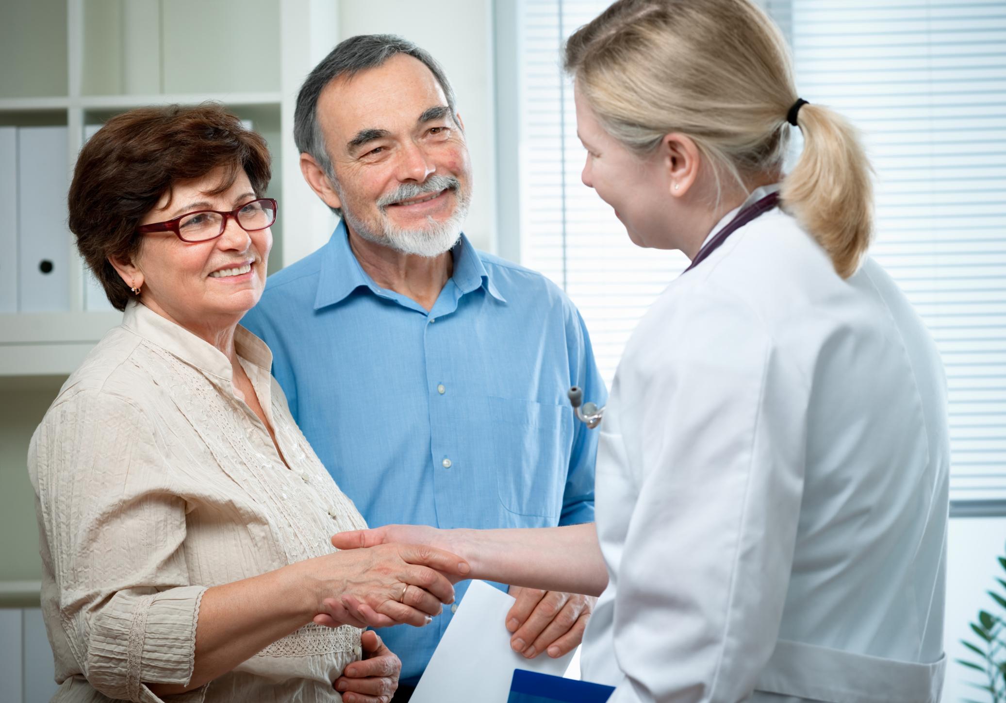 Incontinenza e il consiglio del medico