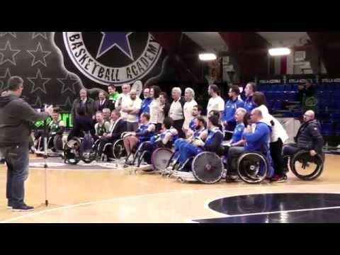 Italia – Irlanda wheelchair rugby