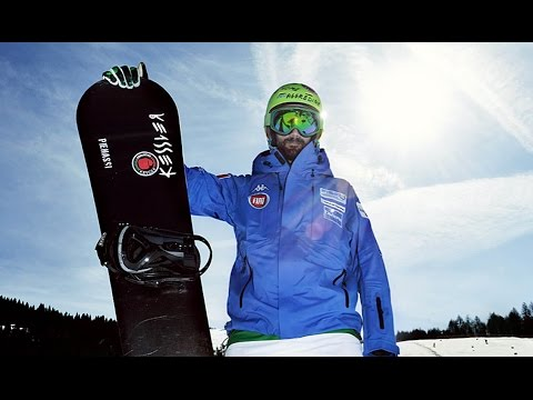 Manuel Pozzerle – campione mondiale parasnowboard
