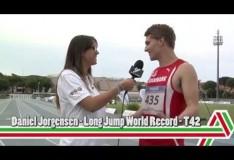 Grosseto 2015: Daniel Wagner Jorgensen – Long Jump World Record