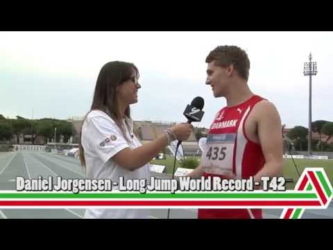 Grosseto 2015: Daniel Wagner Jorgensen – Long Jump World Record