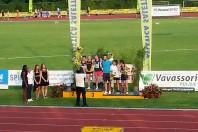 Monumentale Martina! Record del mondo sui 100mt